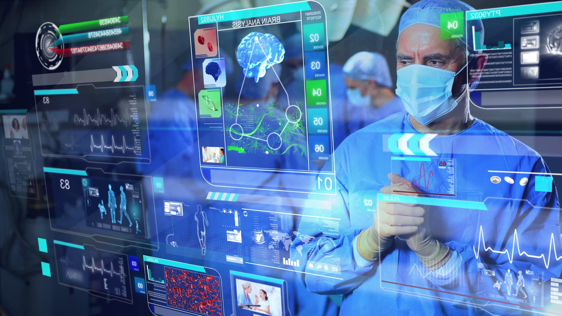 LEADING THE HEALTHCARE TRANSFORMATION