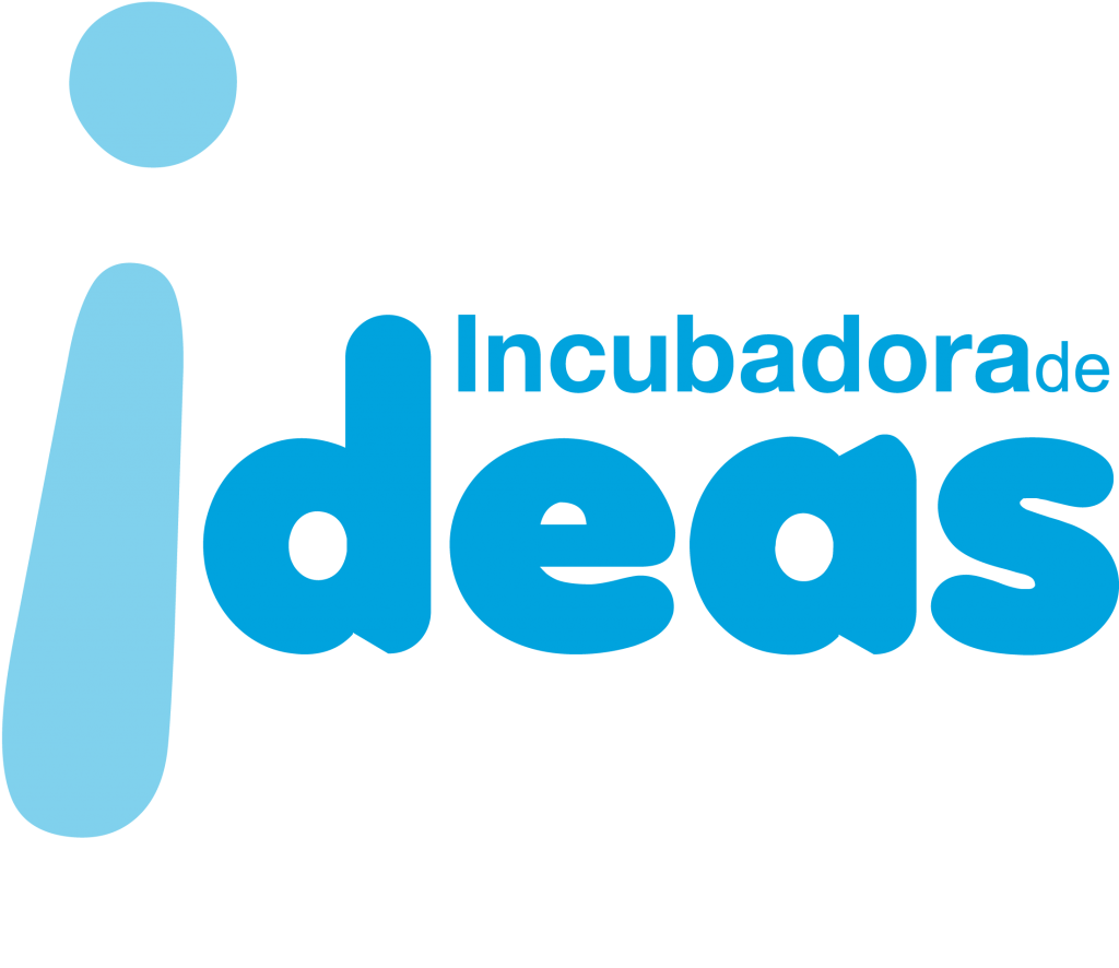Logo de incubadora de ideas