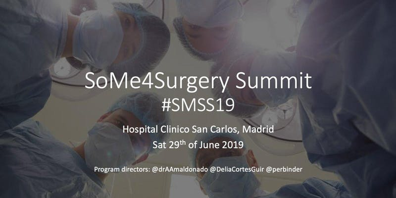 SoMe4Surgery Summit